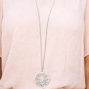 Pearl Panache White Necklace